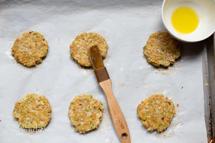 Baked Tuna Patties Recipe is Healthy, easy and delicious Keto Recipe @eatbetterrecipes