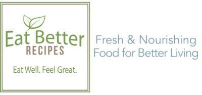 eat better recipes