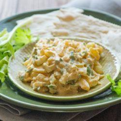 Healthy Egg Salad Recipe with Greek Yogurt @EatBetterRecipe