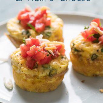 Keto Egg Muffins- EatBetterRecipes