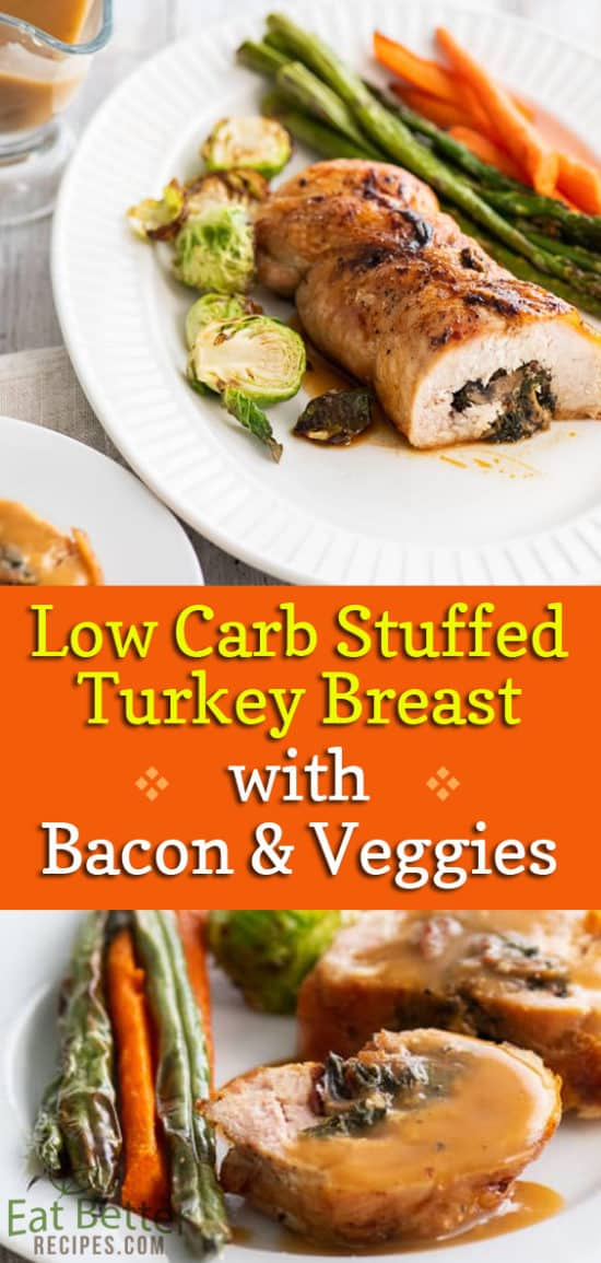 How to cook a turkey breast roll