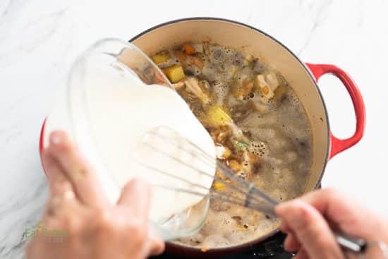 Turkey Vegetable Soup Recipe | EatBetterRecipes.com