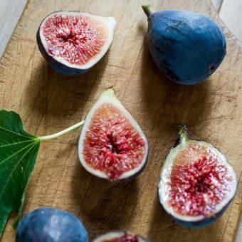 Fig Recipes | @EatBetterRecipes